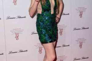 Así se ha visto la celebridad en las alfombras rojas Foto:Getty Images. Imagen Por: