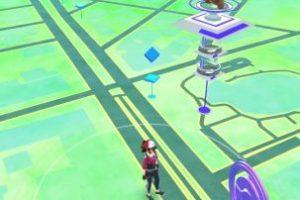 Así se ven los gimnasios. Foto:Pokémon Go. Imagen Por: