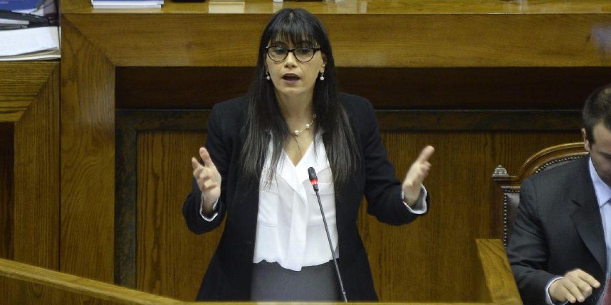 UDI pone fecha para acusación constitucional contra ministra Blanco