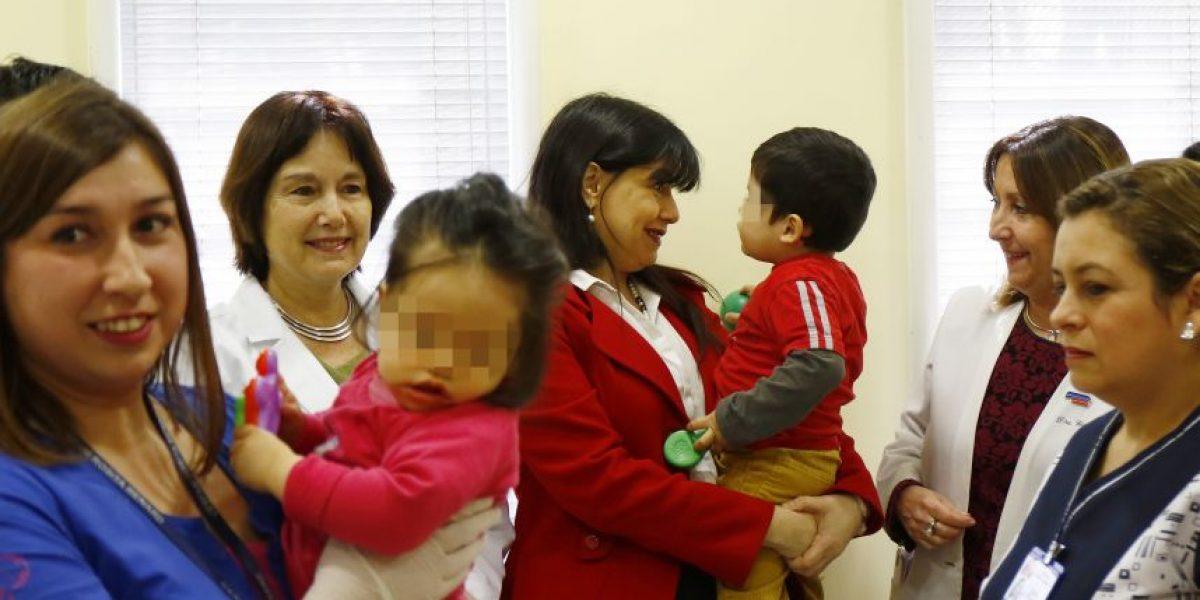 Ministerios de Salud y Justicia anuncian Plan de Control de Salud para niños al cuidado del Sename