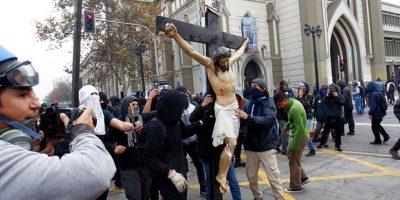 Formalizarán a octavo implicado en ataque a iglesia de la Gratitud Nacional