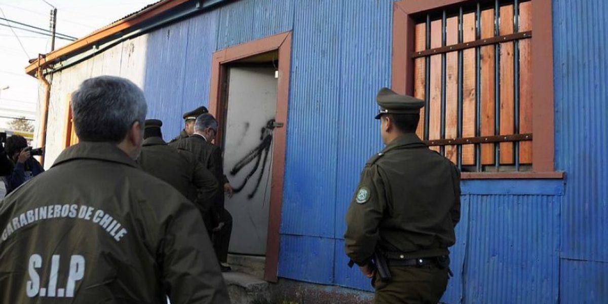 Mujer permanece grave en Calama tras ser atacada con un cuchillo por su pareja