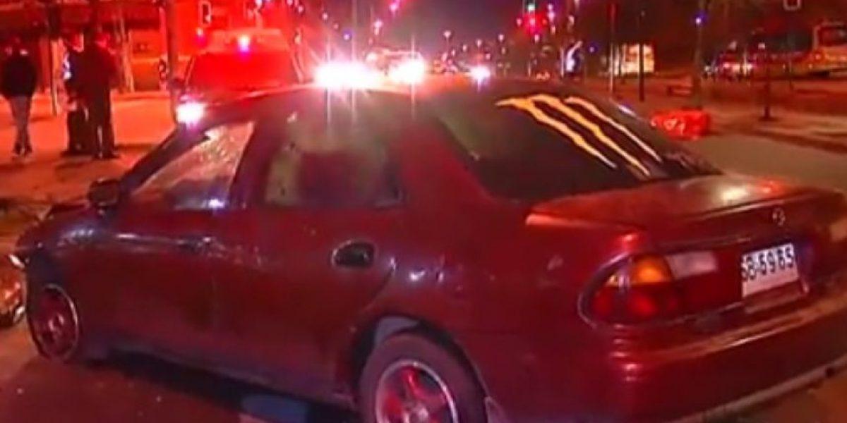 Peatón perdió la vida tras accidente de tránsito en centro de Viña del Mar