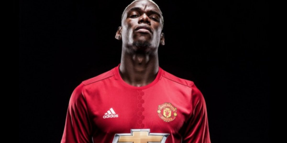 Manchester United confirma el regreso de Pogba convirtiéndolo en el fichaje más caro de la historia
