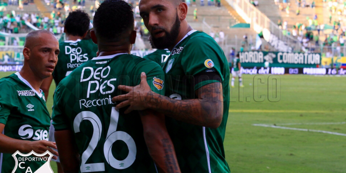 Golazo de taquito de Ronnie Fernández no pudo evitar derrota de Deportivo Cali
