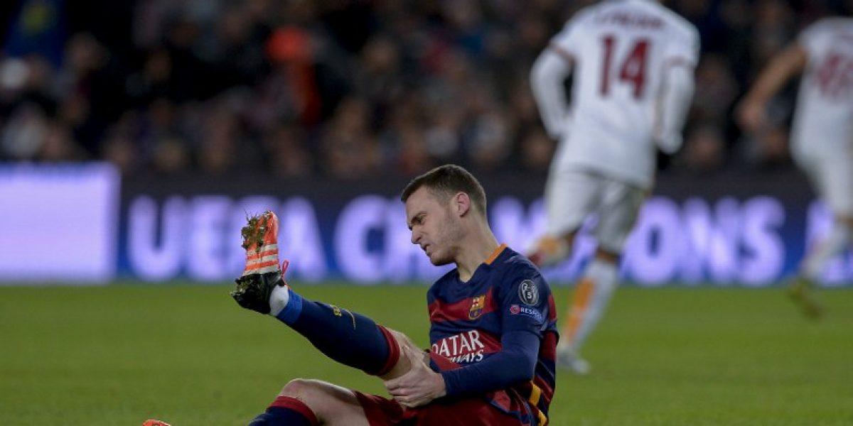 La Roma se queda con una de las apuestas fallidas de Barcelona