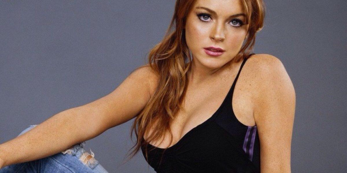 Lindsay Lohan tras agresión de su novio: