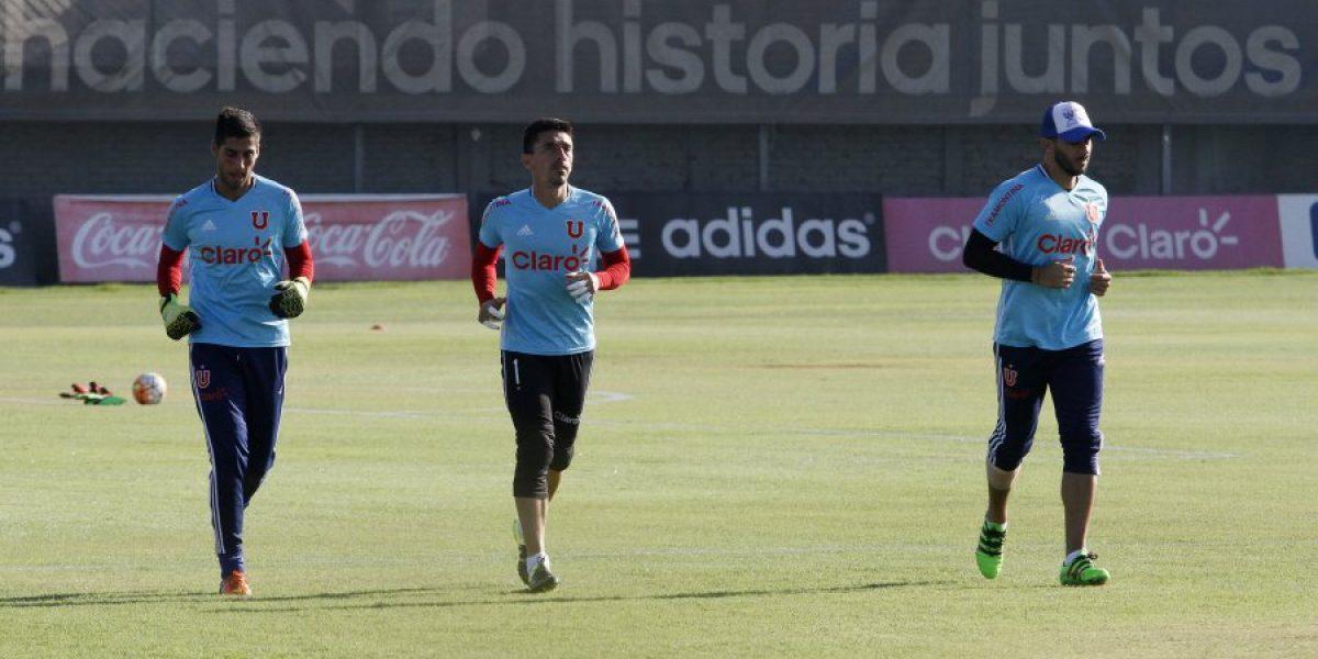 Nelson Espinoza asumirá el rol de reemplazar a Herrera en el arco de la U