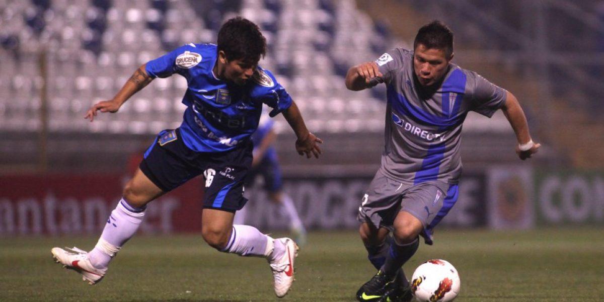 Duras derrotas y notables goleadas: el variado registro de la UC jugando en Bolivia