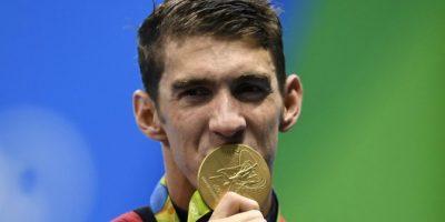 Michael Phelps, natación