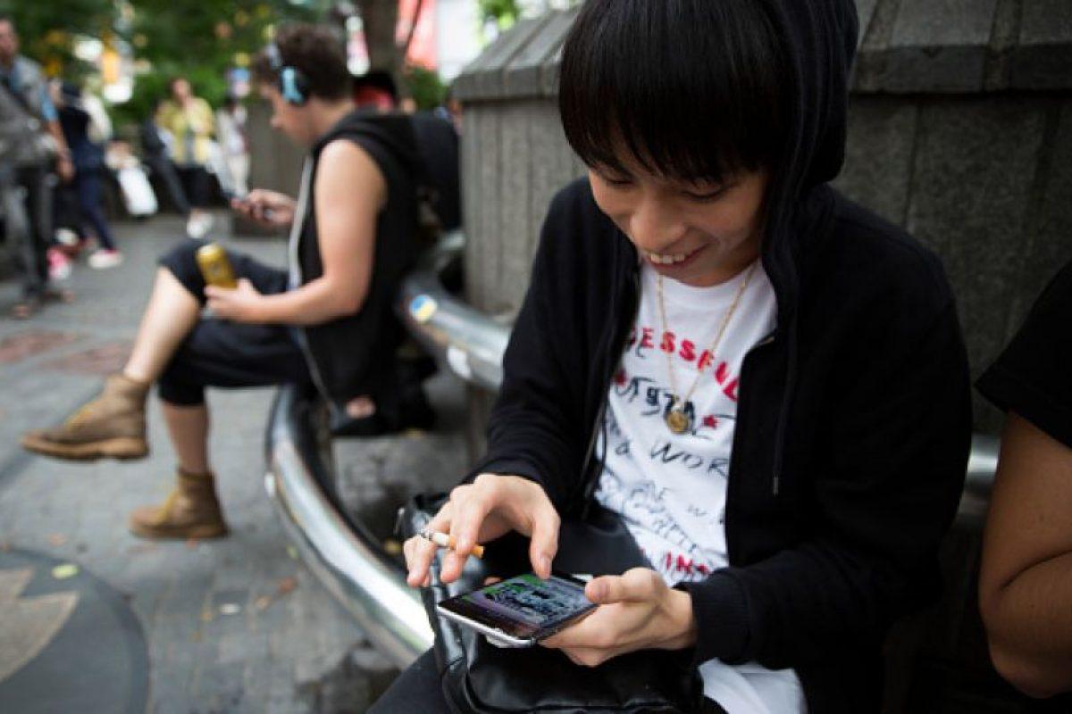 2. El juego móvil más grande de la historia de Estados Unidos Foto:Getty Images. Imagen Por:
