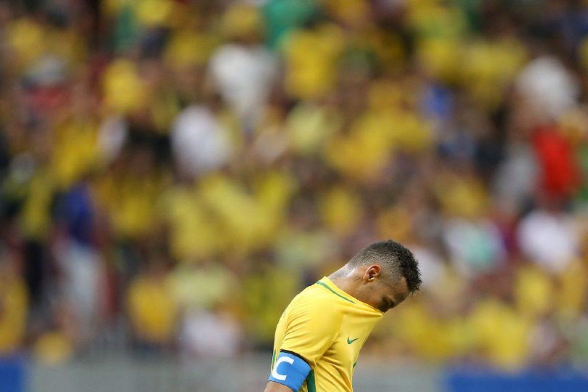 Brasil sigue decepcionando en fútbol Foto:Getty Images. Imagen Por: