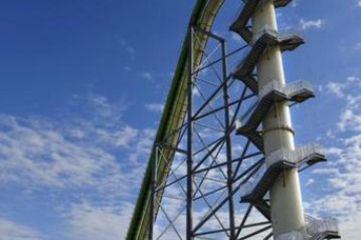 Tiene 51 metros (168 pies) de altura Foto:AP. Imagen Por: