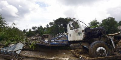 Aumenta a 45 el número de muertos tras paso de tormenta Earl en México