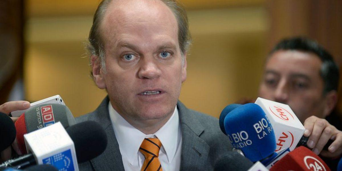 Tribunal de Coyhaique admite querella por cohecho en contra de Patricio Walker