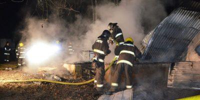 Ataque incendiario afecta a templo católico en Collipulli