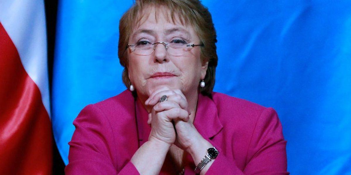 """Presidenta Bachelet: """"Queremos que nunca más la educación en Chile sea un bien de consumo"""""""