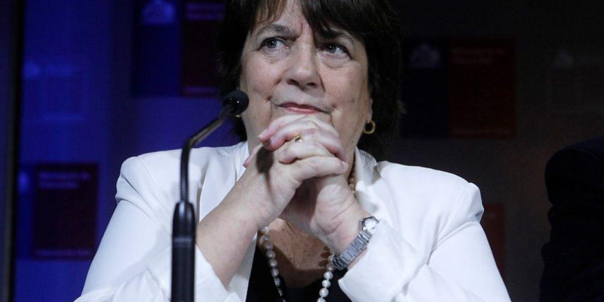 """Ministra Delpiano por Pey: """"Cuando te piden la renuncia, uno se va"""""""