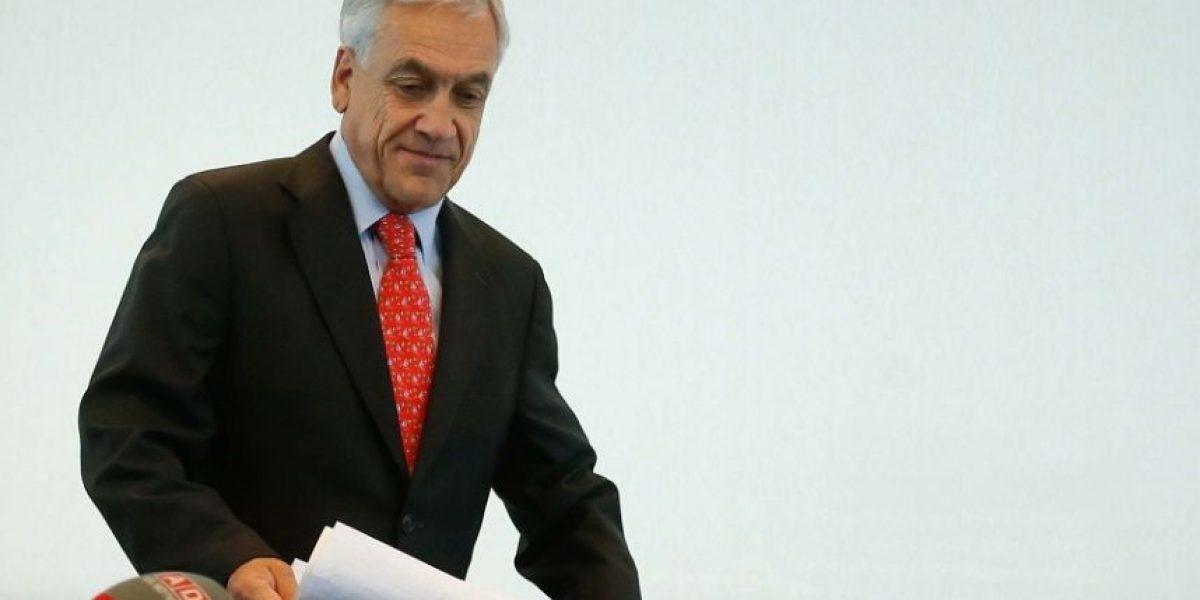 Sebastián Piñera y acusación por coimas: