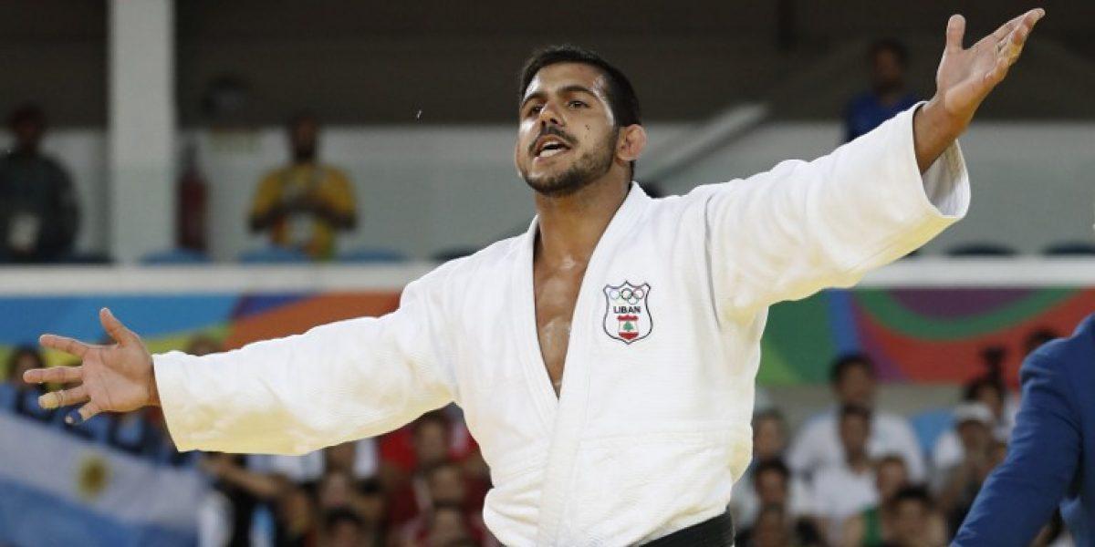 La áspera rivalidad brasileño-argentina se trasladó con escándalo al judo olímpico
