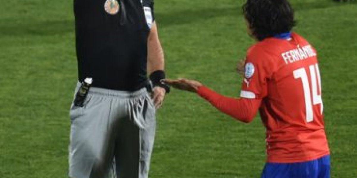 Un viejo conocido será el árbitro del duelo por las Clasificatorias entre Paraguay y Chile