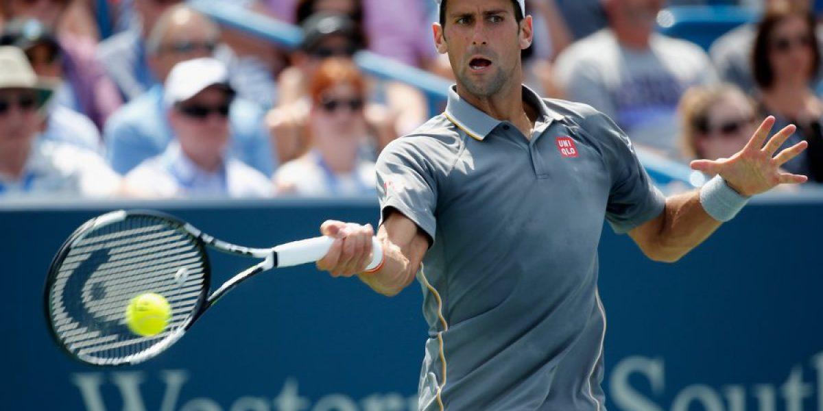 Djokovic no jugará Cincinnati, el único Masters 1000 que le falta ganar