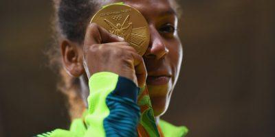 Rio 2016: La judoca brasileña que saltó de la favela al oro olímpico