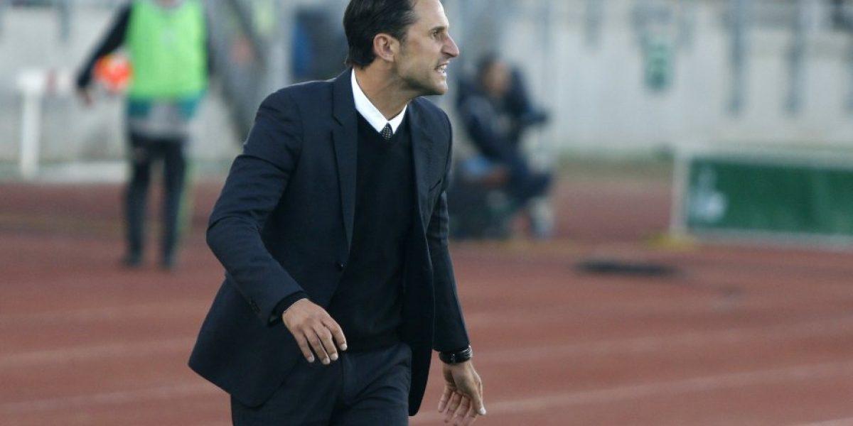 Beñat San José regresa a Chile: