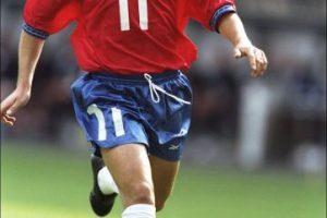 Marcelo Salas. Dejó a la U. de Chile en 1996 y el combinado chileno pagó 492 mil euros a River Pate para volver a contratarlo, en 2005 Foto:Getty Images. Imagen Por: