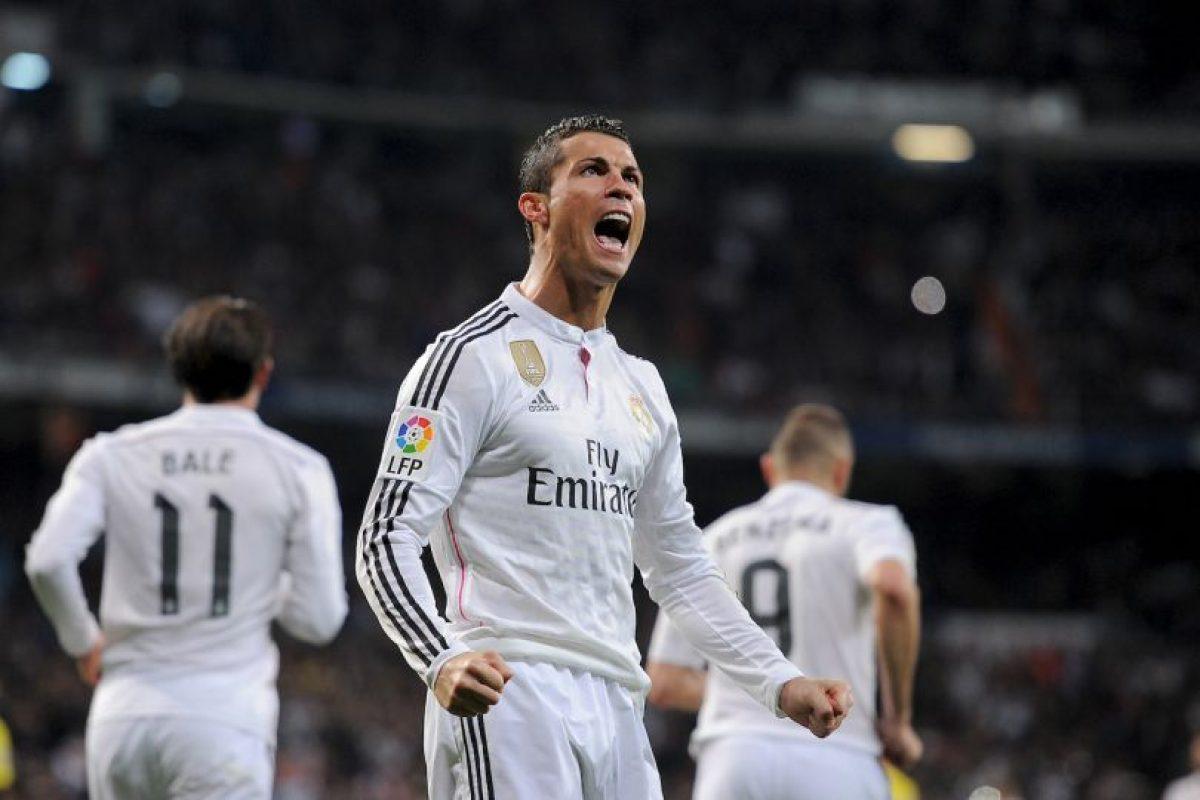 3. Cristiano Ronaldo. El Madrid pagó 94 millones de euros al Manchester United, en 2009 Foto:Getty Images. Imagen Por: