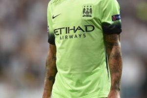 12. Raheem Sterling. Manchester City pagó al Liverpool 68 millones de euros para contratar al inglés Foto:Getty Images. Imagen Por: