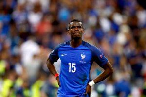 Manchester United pagó 116 millones de euros para recuperar al francés Foto:Getty Images. Imagen Por: