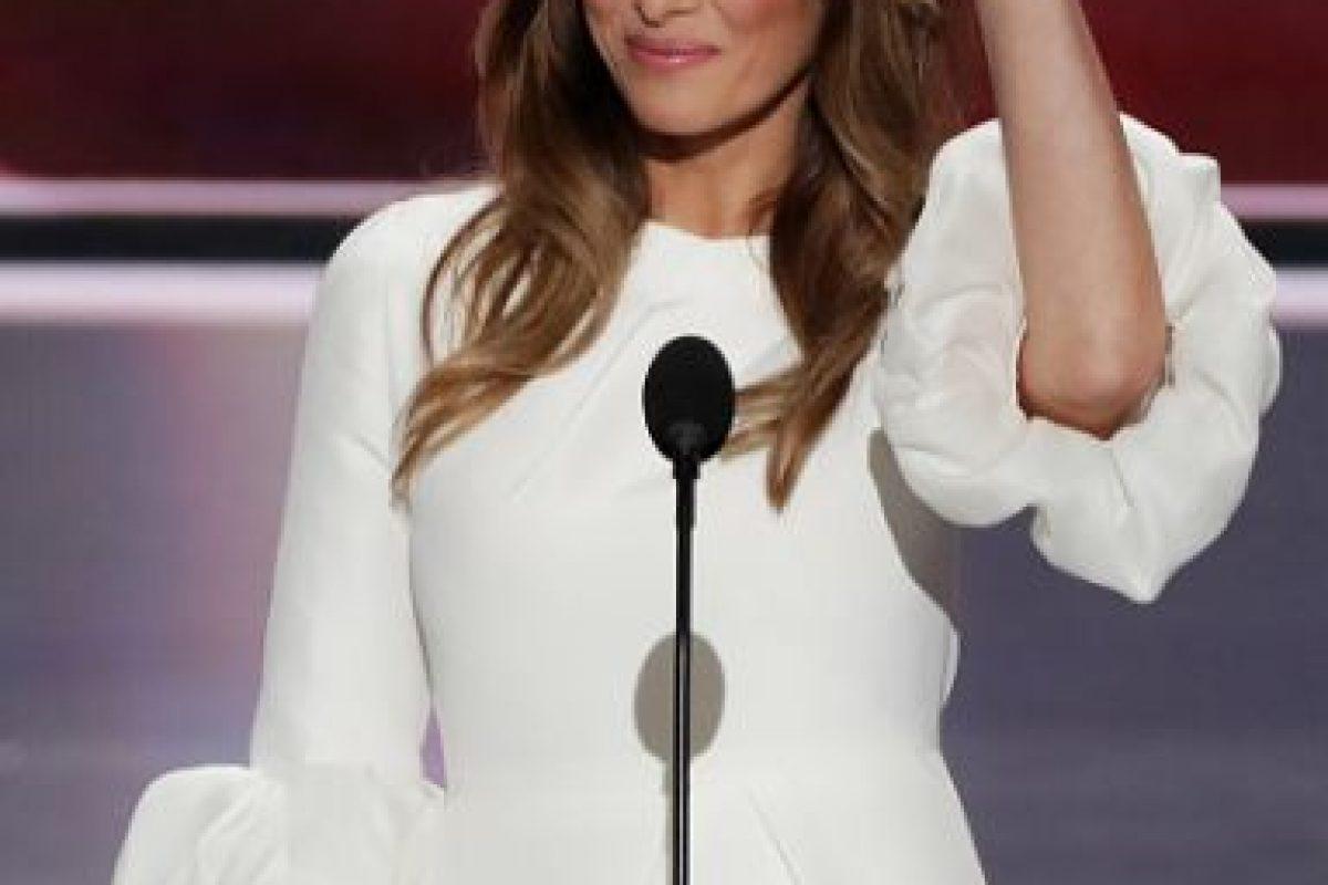 Entre sus más recientes escándalos está el protagonizado por Melania Trump Foto:Getty Images. Imagen Por: