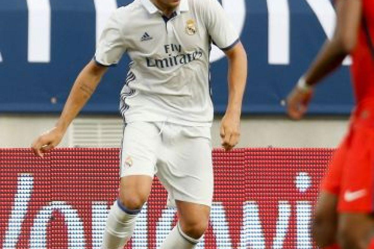 Los blancos le pagaron 30 millones de euros a Juventus para volver a contar con el delantero Foto:Getty Images. Imagen Por:
