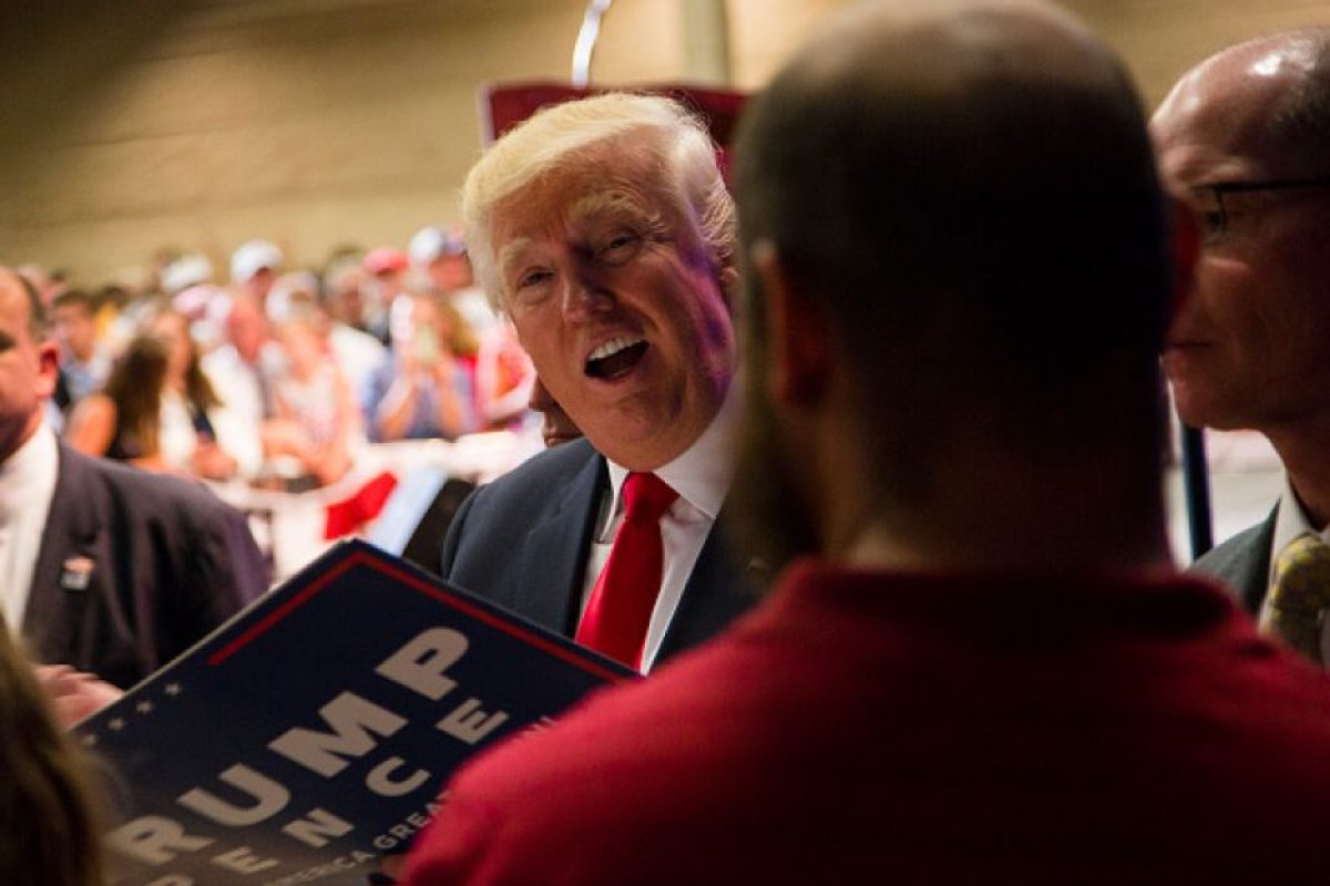 De acuerdo a un sondeo electoral realizado por CNN y dado a conocer hoy Foto:Getty Images. Imagen Por: