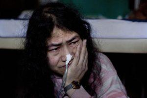 Por eso tenía una manguera conectada a la nariz Foto:AP. Imagen Por: