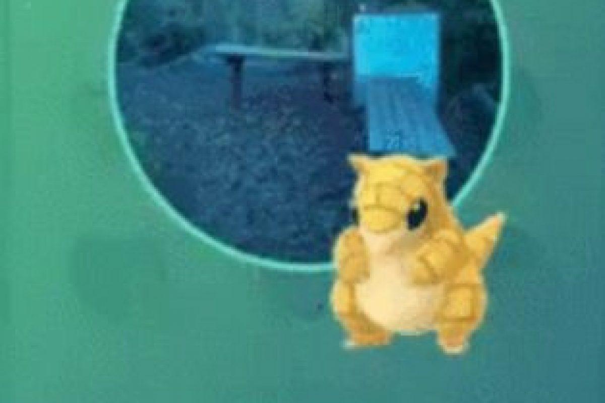 3. En la opción Nerby detrás de cada pokémon tendrá detrás la imagen de una pokeparada donde pueden encontrar a la criatura. Foto:Niantic/Nintendo. Imagen Por: