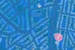 Si presionan en la imagen, se mostrará la localización exacta dentro del mapa. Foto:Niantic/Nintendo. Imagen Por: