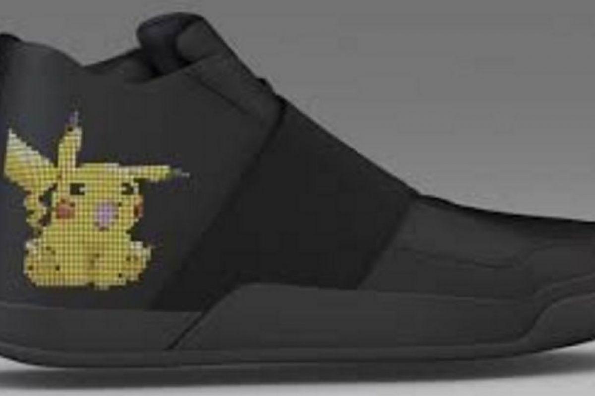 También existe calzado que puede sincronizarse con la app.. Imagen Por: