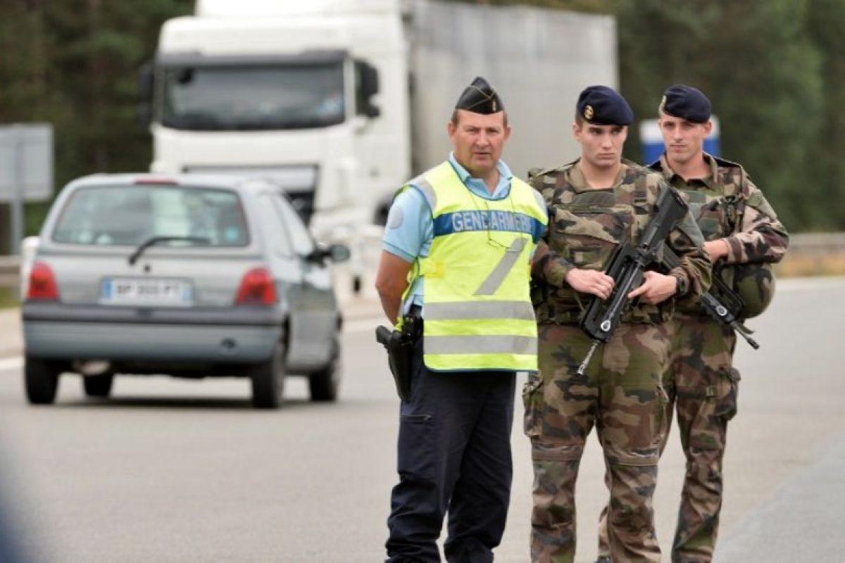 """Durante el estado de emergencia las autoridades obtienen """"derechos especiales"""" Foto:AFP. Imagen Por:"""