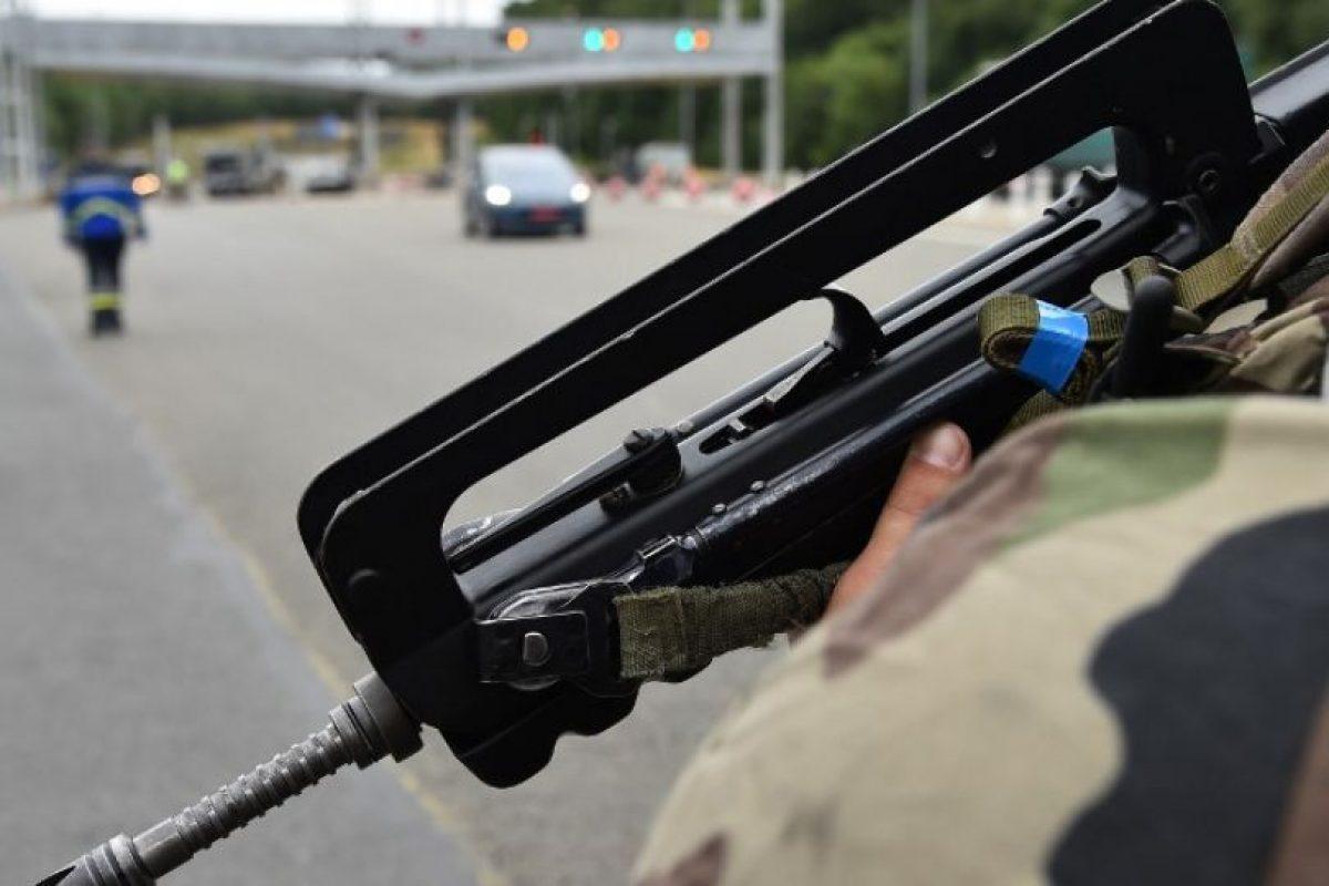 Declarar el toque de queda Foto:AFP. Imagen Por: