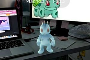 En un momento en que no se creía posible hacer un juego de realidad aumentada. Foto:Pokémon Go. Imagen Por: