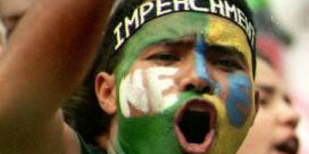 Brasil ya vivió un proceso de impeachment en 1992: Fernando Collor de Mello