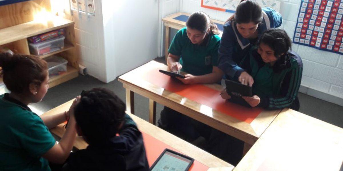 Smart School: la sala tecnológica que acerca la educación a los niños sordos