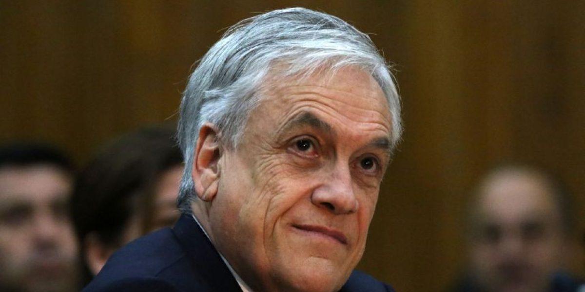 Piñera declaró como testigo en causa por presunto soborno de Lan