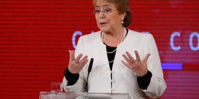 Bachelet aboga por un pacto nacional para un cambio en el sistema de pensiones