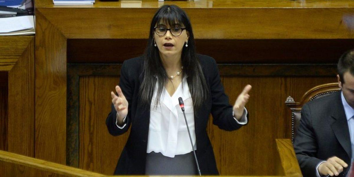 UDI aplaza presentación de acusación constitucional contra ministra Blanco