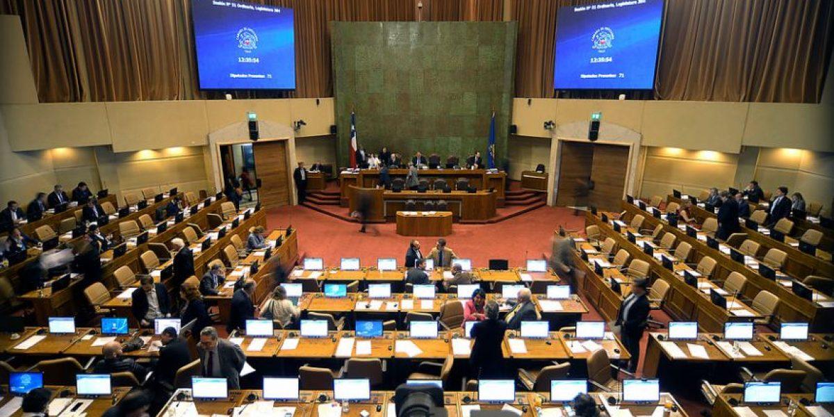 Diputados aprueban dos comisiones investigadoras por pensiones millonarias