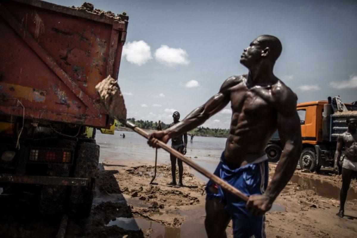 Los hombres de Congo lideraron el ranking Foto:AFP. Imagen Por: