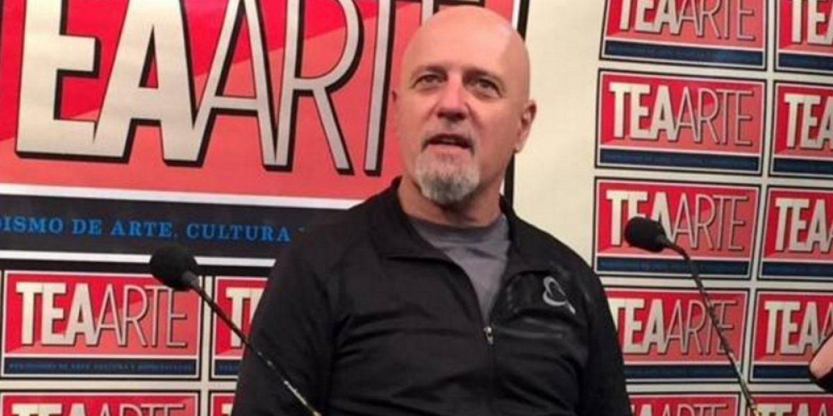 Ex líder de Bersuit lanza polémicas declaraciones: